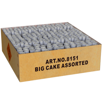Big Cake Assorted