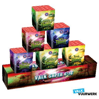 VALK SUPER 6-16 ( PAKKET )