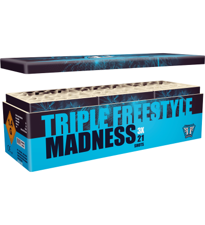 freestyle triple Madness