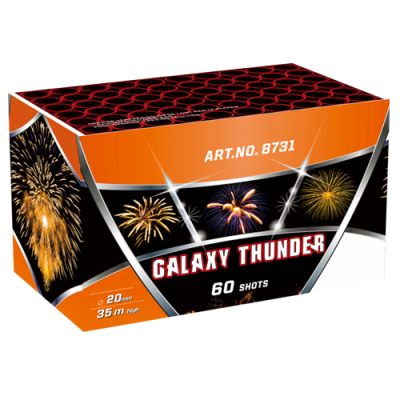 Galaxy Thunder 60 shots