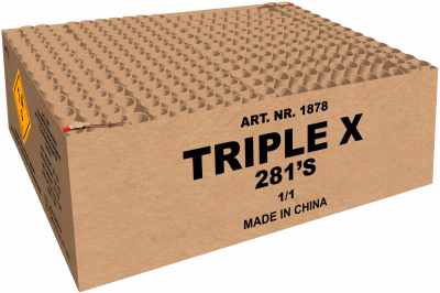 Triple X Dubbele Compound Box