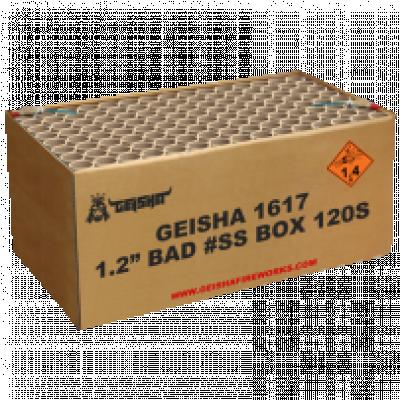 1,2 BAD #SS BOX