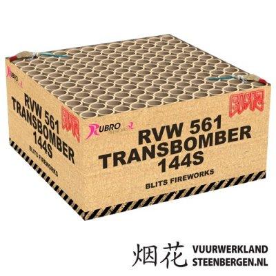 Transbomber 144's box