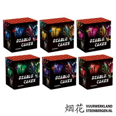 Diablo 500 Assorted