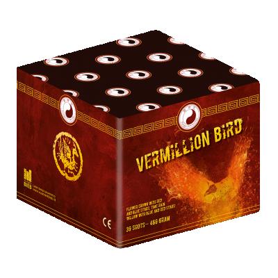 Vermillion Bird