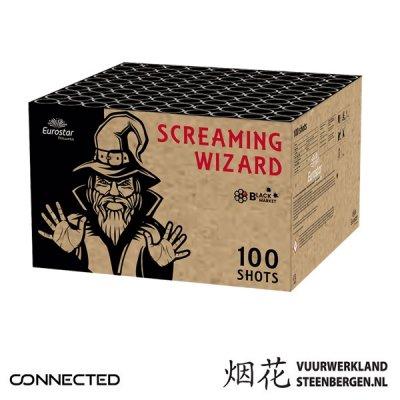 Screaming Wizard Box