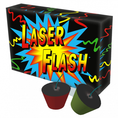 ART. 1220 Laser Flash 1+1 Gratis