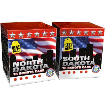 North & South Dakota