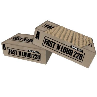 Fast 'n Loud eventbox 228