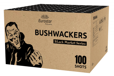 ART. 1016 Bushwackers, 100 shots compound