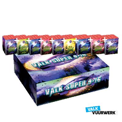 VALK SUPER 9-16 ( PAKKET )