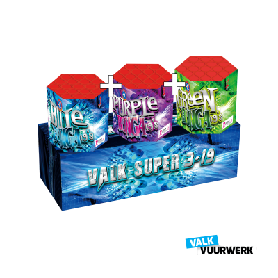 VALK SUPER 3-19 (PAKKET)