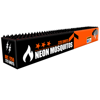 Neon Mosquitos