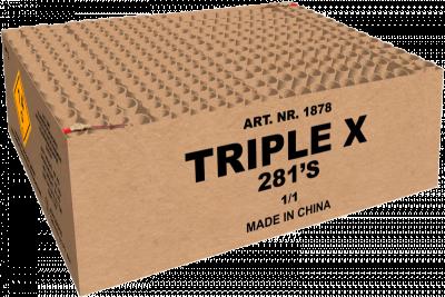 Triple X dubbele compound box