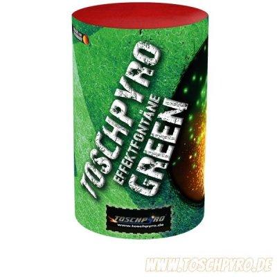 Toschpyro Effect Fontein Groen