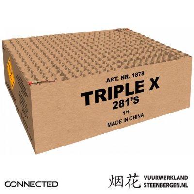 Triple X 281's Box