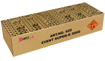 ART. 925 Event Super-g 5000, 232 shots dubbel compound