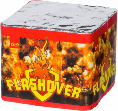 ART. 4896 Flashover, 36 shots