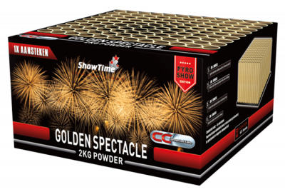 ART. 5110 Golden Spectacle, 144 shots