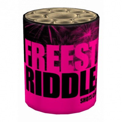 Freestyle The Riddle