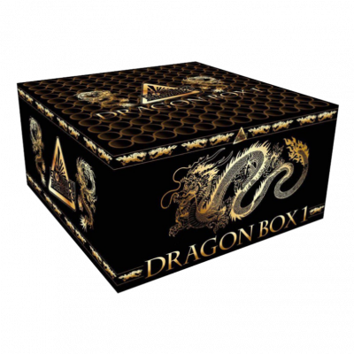 ART. 14905 Dragon Box 1, 100 shots compound
