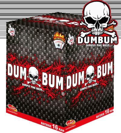 DUMBUM 16 shots