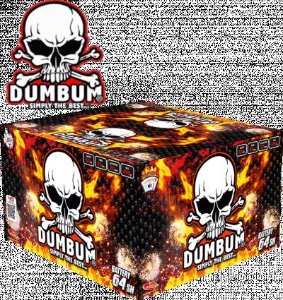 DUMBUM XXL 64 shots