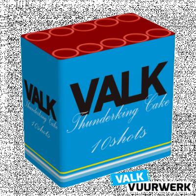 VALK THUNDERKING CAKE