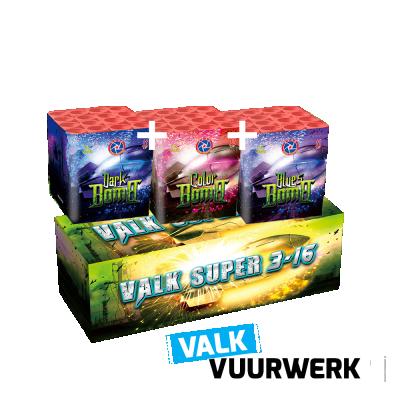 VALK SUPER 3-16