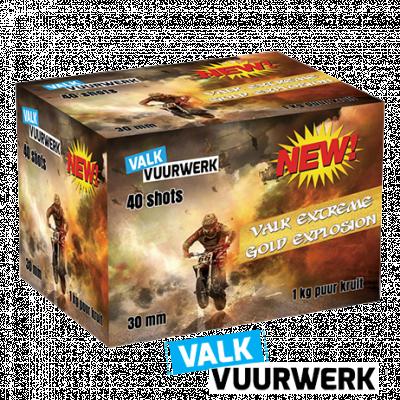 Valk Extreme Gold Explosion 40 schots
