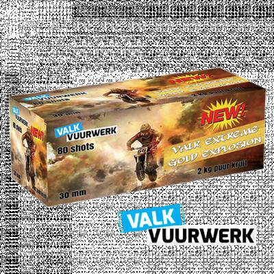 Valk Extreem Gold Explosion 80 schots