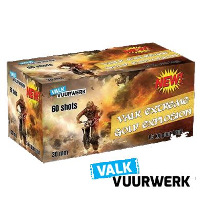 Valk Extreem Gold Explosion 60 schots