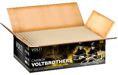 THE VOLTBROTHERS (prijs nog bepalen)