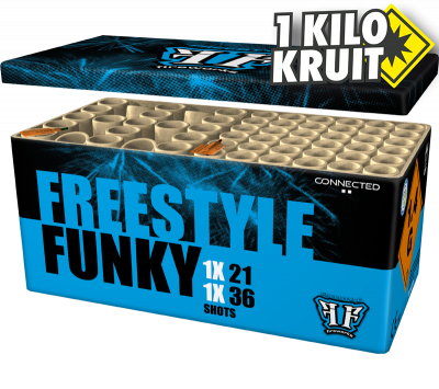 FUNKY FREESTYLE