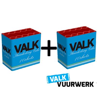 Valk Thunderking cake 2 stuks