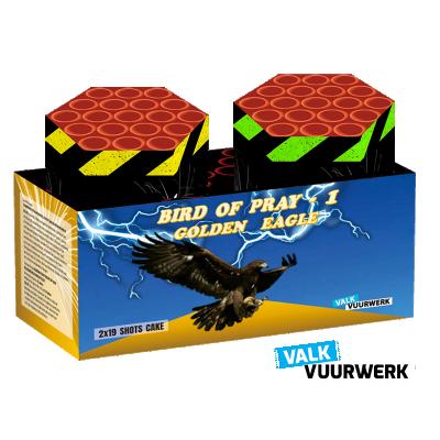 Bird of Prey ass 2 x 19 sch