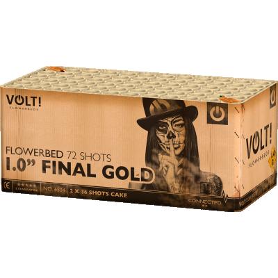 1.0'' Final Gold