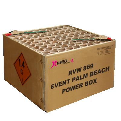 Event Palm Beach Power Box No. 2 - 100's (compound)