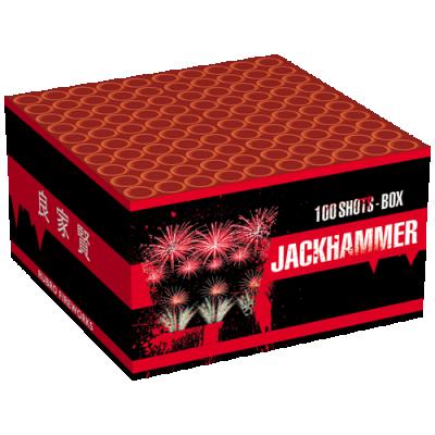 JACKHAMMER 100 schoten *SUPERACTIE!*