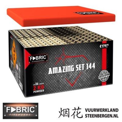 Amazing Set 144 Box V2*