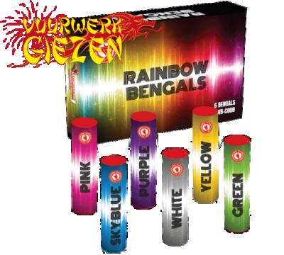 Rainbow Bengals