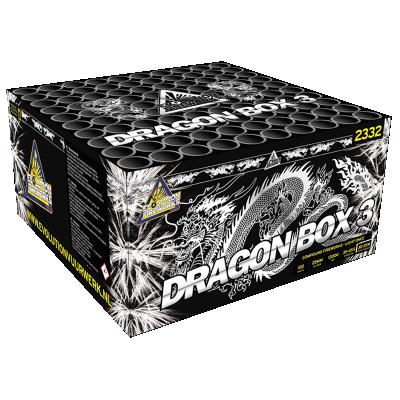 ART. 14907 Dragon Box 3, 100 shots compound