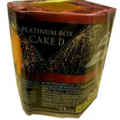Art. 1904 Platinum cake D, 19 shots