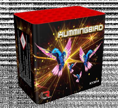 ART. 3014 Hummingbird 40 shots hummercake