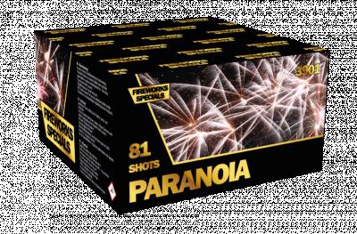 ART. 3801 Paranoia, 81 shots