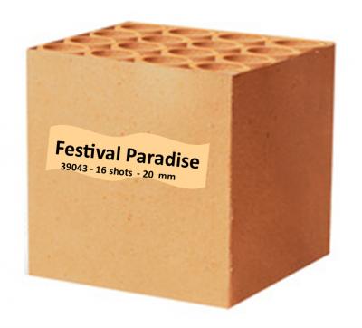ART. 39043 Festival Paradise, 16 shots