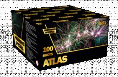 ART. 4881 Atlas 500, 100 shots