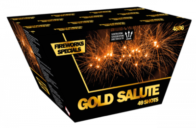 ART. 4886 Golden Salute, 49 shots