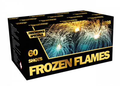 ART. 4888 Frozen Flames, 60 shots
