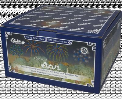 Azul 100Sh (zb)